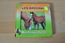 Lot de 3 puzzles pour enfant