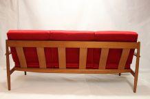 Canapé Modèle 118 en Teck par Grete Jalk