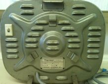 Radiateur vintage CALOR THERMOR 1500 W