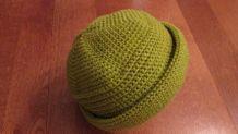 bonnet-chapeau femme