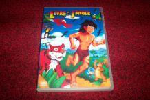 DVD LE LIVRE DE LA JUNGLE dessin animé 45 mns couleur français