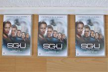 Stargate Sg-1 - Saison 1 Intégrale en DVD