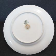 plateau en porcelaine
