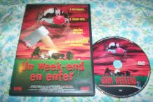 DVD UN WEEK END EN ENFER film d'horreur