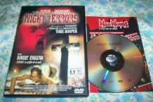 DVD NIGHT TERRORS film d'horreur