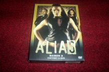 COFFRET 6 DVD saison 2 ALIAS durée 15 heures