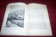 livre sncf de 1922 sur les chemins de fers alpes bernoises