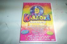 DVD KARAOKE VOIR LES TITRES SUR BOITIER