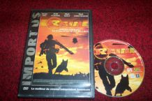 DVD RAIN chien de combat vietnam guerre film histoire vraie