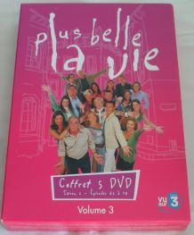 Plus Belle La Vie - Volume 3