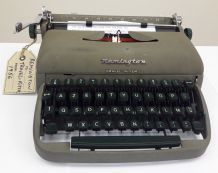 Machine à écire – Remington travel riter – 1956 - Vintage