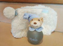 Coffret parfum bébé avec trousse ,Kaloo Blue