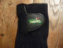 Gant De Golf Noir Homme pour Main Droite - Taille 24-Jandiro