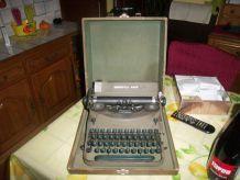 machine a ecrire remington