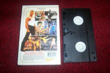 ANCIENNE K7 VIDEO RENE CHATEAU BRUCE LEE VAN DAMME JACKIE CHAN