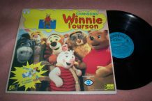 DISQUE 33 TOURS WINNIE L'OURSON SERIE TV FR3