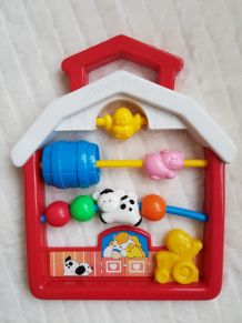 Boulier Fisher Price vintage