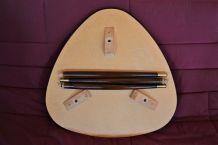 Table formica tripode compas - vintage 1960s
