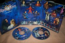 DVD DIGIPACK ROMEO ET JULIETTE SPECTACLE MUSICAL