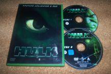 BOITIER 2 DVD HULK série TV