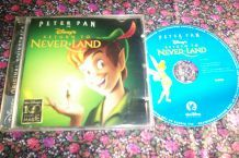 CD PETER PAN RETURN TO NEVER LAND 22 titres