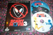 BOITIER 2 DVD SCARY MOVIE  NO 3