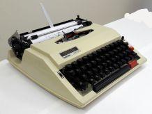 Machine à écrire – BROTHER DELUXE 660 TR – Vintage - Année 70/80 - AzertY