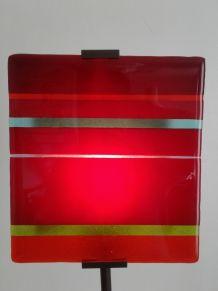 Luminaire décoratif en verre soufflé