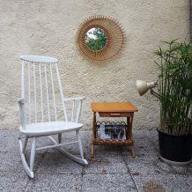 Fauteuil à bascule rocking chair tapiovaara
