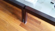 Table basse Roche Bobois  en Venge Spendide