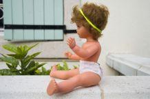 Ancienne poupée bella