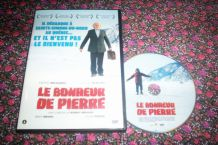 DVD LE BONHEUR DE PIERRE avec piere richard