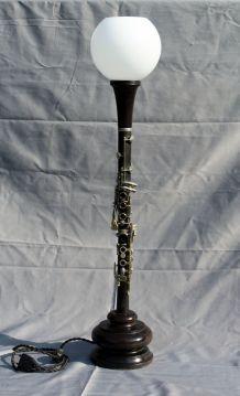 Lampe clarinette