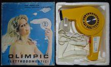Sèche cheveux vintage olympic
