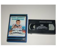 CASSETTE VHS JAMES BOND jamais plus jamais