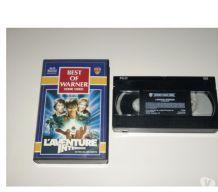 CASSETTE VHS L'AVENTURE INTERIEURE