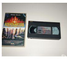 CASSETTE VHS LE 5EME ELEMENT