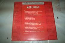 disque 33 tours 16 titres mouloudji
