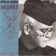 Elton John - Sacrifice 45 t