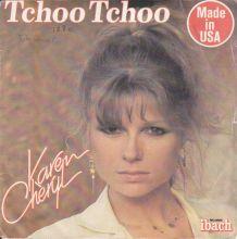 Karen Chèryl - Tchoo Tchoo - 45 t