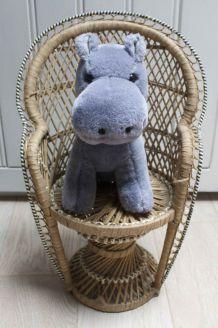 fauteuil emmanuelle pour poupée