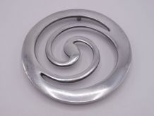 Dessous de plat en aluminium