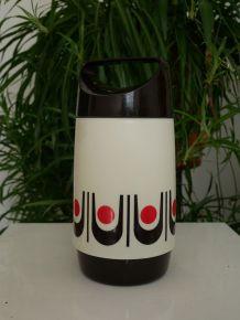 Magnifique thermos vintage