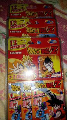 MAGNETS Dragonball Z