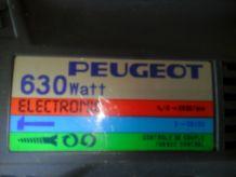 Perceuse PEUGEOT Multi Travaux PC 630 RCP-H  P