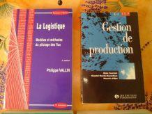 Livres GESTION DE PRODUCTION