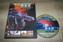 DVD HISTOIRE DES S.A.S.FORCES SPECIALES DOCUMENTAIRE 120 MNS