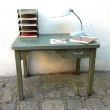 Bureau métal YAK des années 60