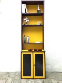 Bibliothèque des années 60
