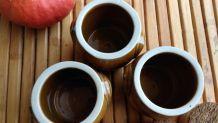 pot à épices en grès vernissés